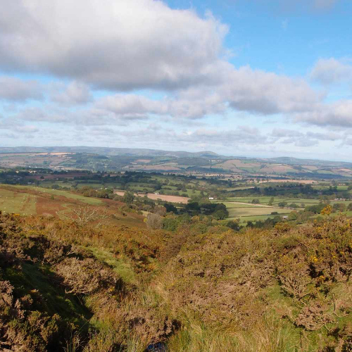 Another view from the Top of Clee Hill